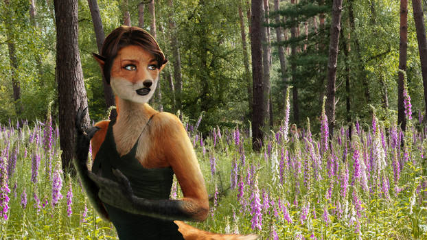 The Secret of Foxglove Forest