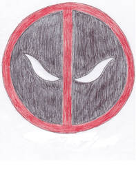 Deadpool Logo by mysteryxio