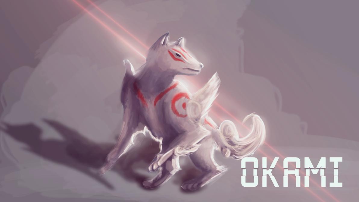 Okami by ZotazO9