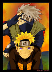 Naruto Cover 314 by visualscope