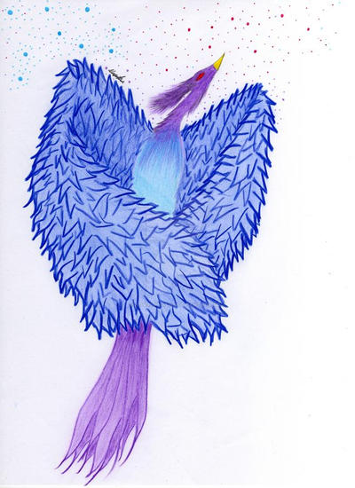 Bird Of Happiness By Novinowotny On Deviantart