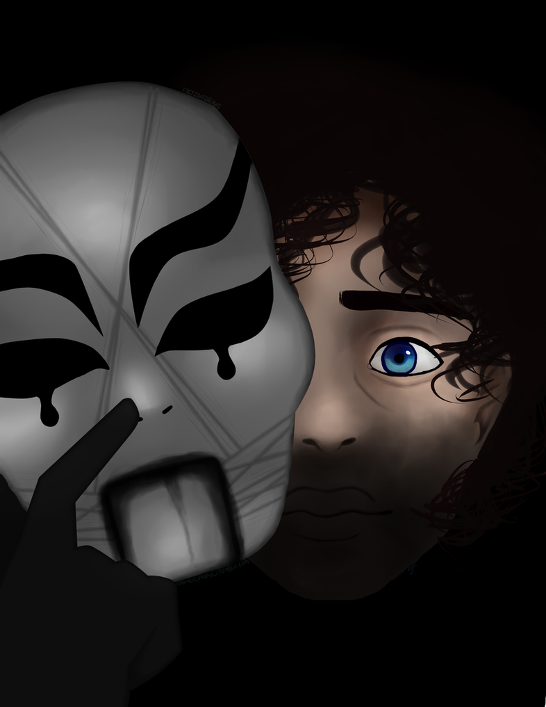 Buddy-Stage Fright by FictionDraws