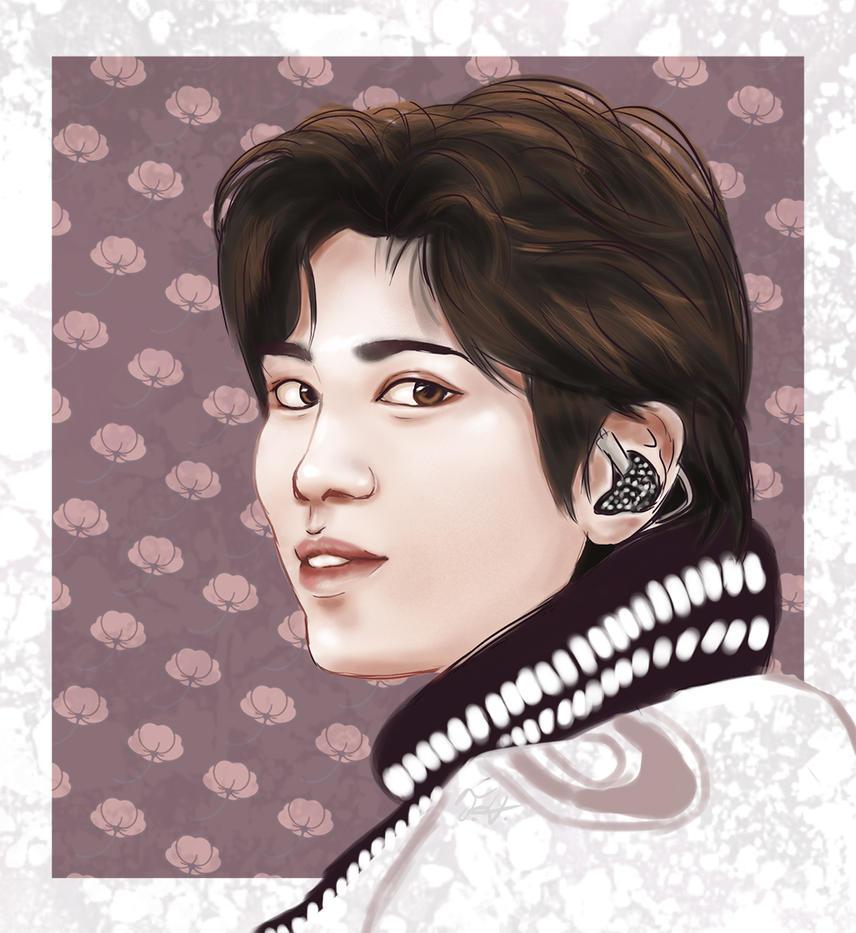 Flower Sungjongie by tachann