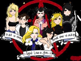 Fight like a Girl!