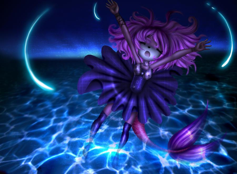 Transform Into A Mermaid By Vlower On DeviantArt