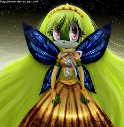 fairy princess ............. by vlower