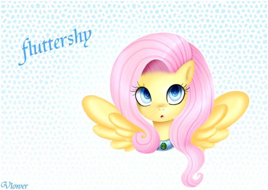 Fluttershy by vlower