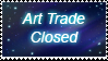Art trade closed stamp by vlower
