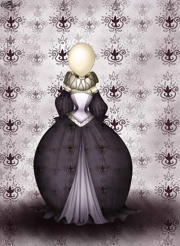 Victorian dress 2 by vlower