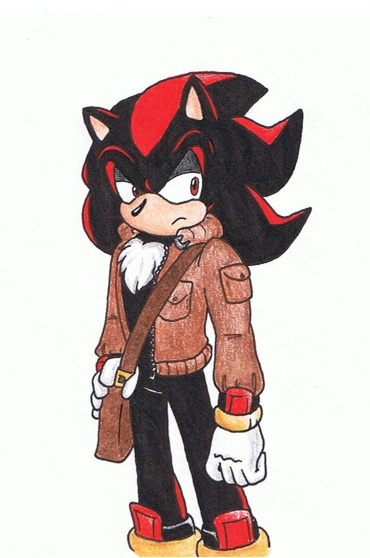 Shadow- Alt. Outfit