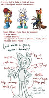 Tutorial - Anthro Characters