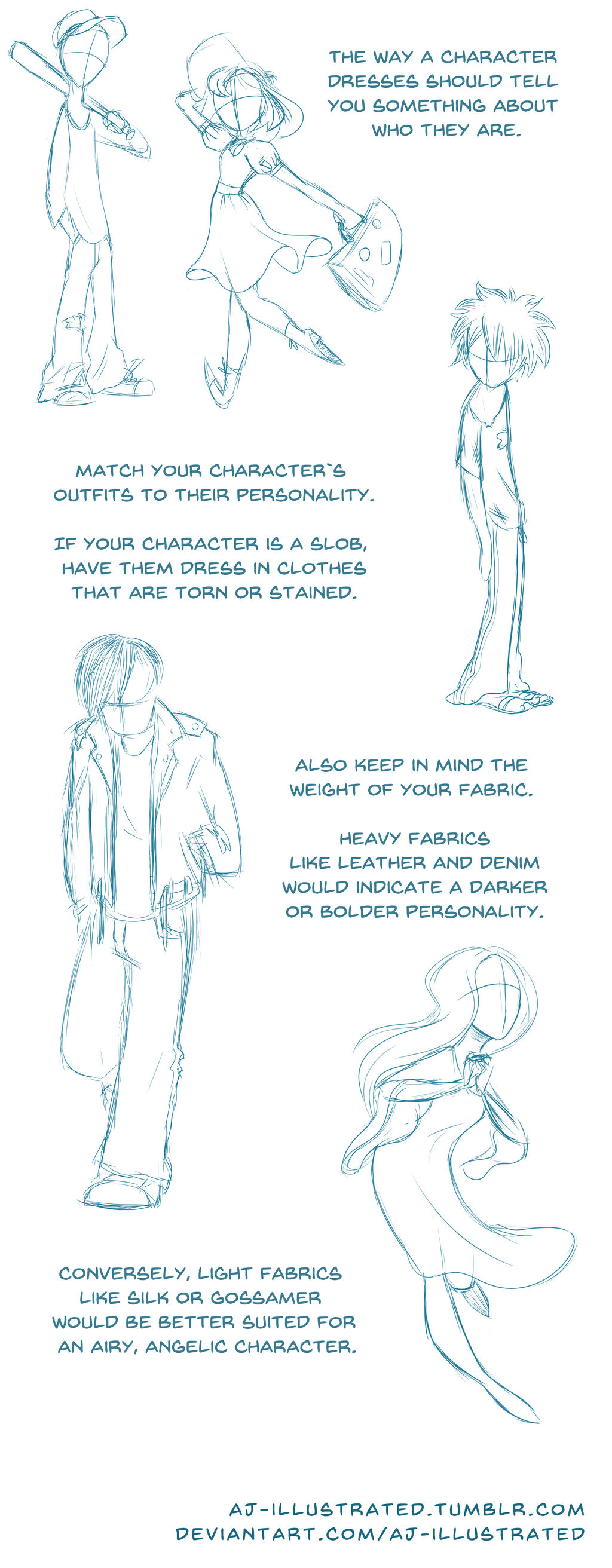 Tutorial - Designing Character Clothing 1