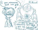Angry Alchemist