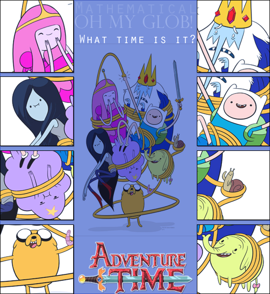 Adventure time by Elinicia