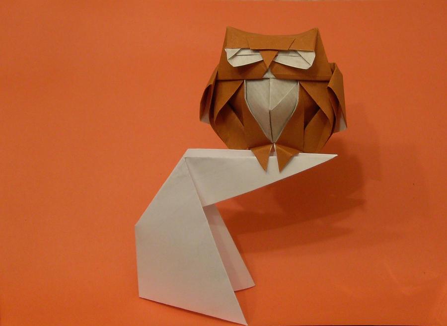Origami Owl By Orestigami On Deviantart