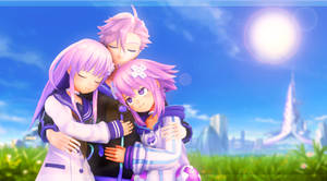|MMD|HDN| The Best Nep-Dad Ever!