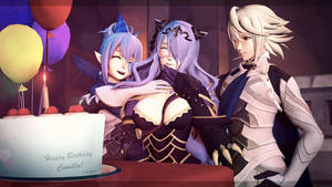 |SFM|FE:Fates| Happy Birthday, Camilla! - 2018 by UniversalKun