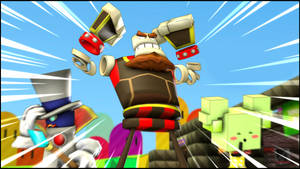 |SFM|Mario| 'CHUNKS AWAAAAAAY!!! by UniversalKun