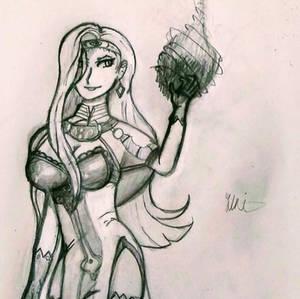 |FE:Echoes| Sonya: The Vengeful Mage