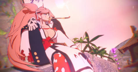|MMD|GGXrd| Experiencing Tranquility by UniversalKun
