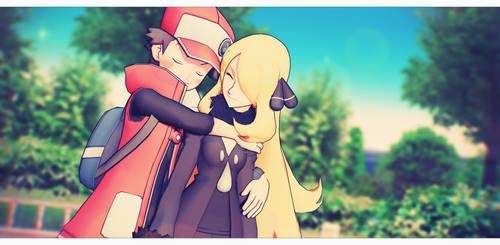|MMD|PKMN| Just Let Me Hug You