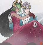 |FE:Heroes| Warming the Cold by UniversalKun
