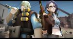 |FE:TH|ByMir| Team 3 Houses 2 by UniversalKun