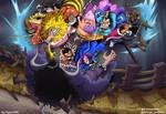One Piece 986 - SUNACHIII