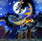 One Piece 987 - Kaido vs Vainas Rojas