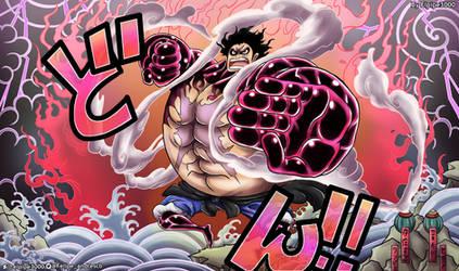One Piece 990 - Luffy Myoo