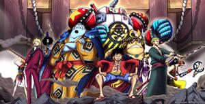 One Piece 989  Mugiwara no Kaizoku-dan