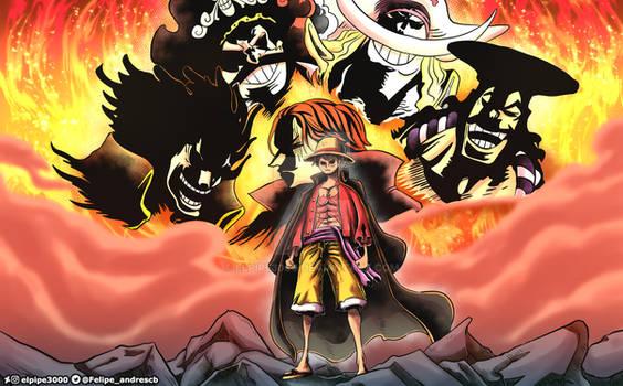 One Piece 1001 | Luffy