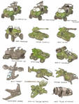 UNSC Vehicles