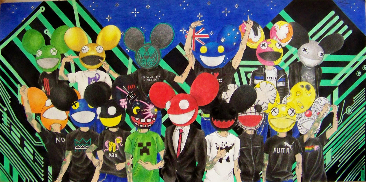 Deadmau5 by Trooper1212