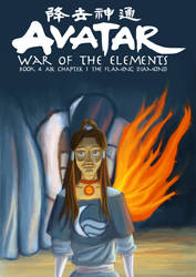 WotE B4 Ch1 The Flaming Diamond - Cover by wcqaguxa