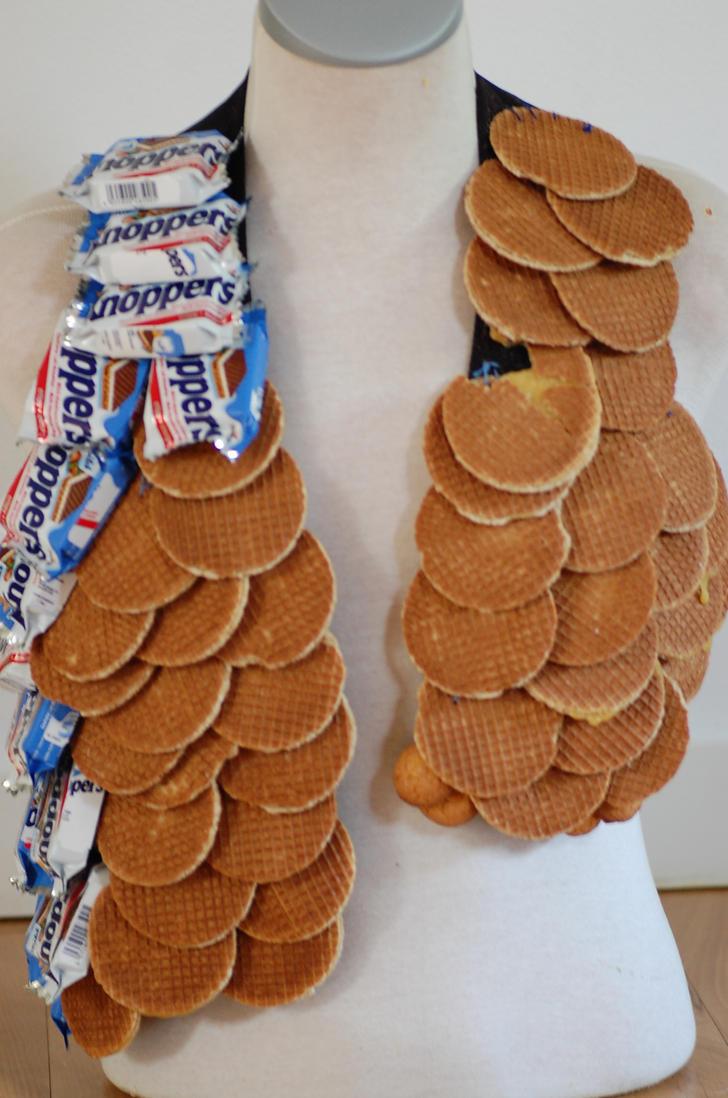 Cookie Waistcoat by BramKoenis