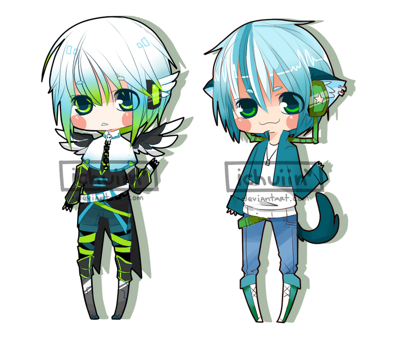 Adoptables #9 -- closed by Ichuiin