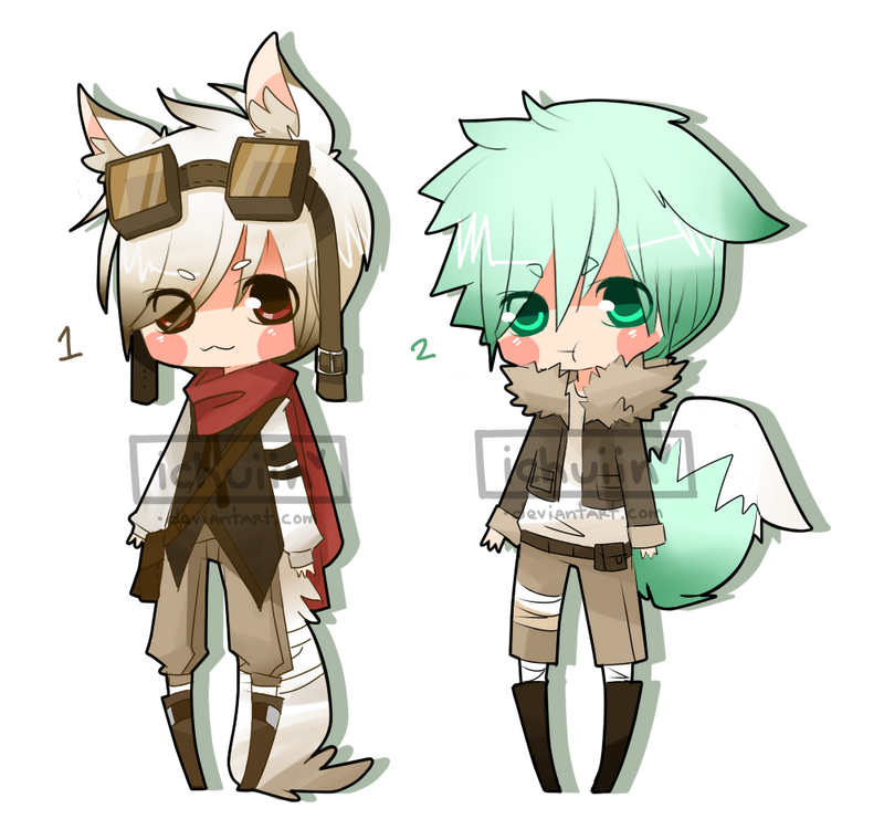 Adoptables #10 -- closed by Ichuiin