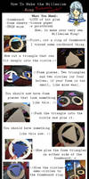 Millenium Ring Tutorial by chameleoncosplayteam