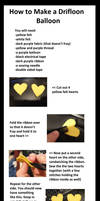 Drifloon Ballon Tutorial