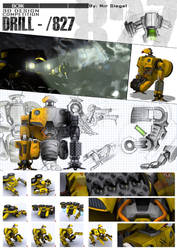 Boxx Drill 827 by gizmoaseth