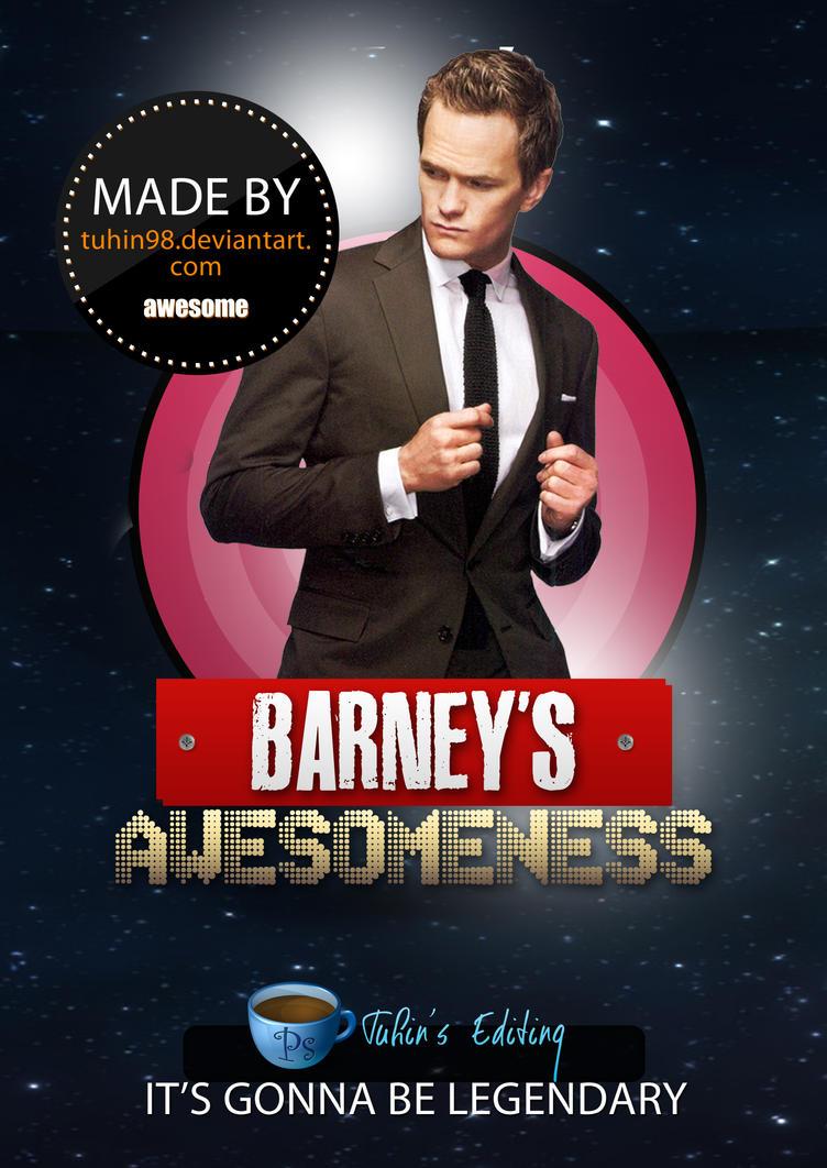 Barney Photoshop Flyer ~ Tuhin's Editing by tuhin98 on DeviantArt