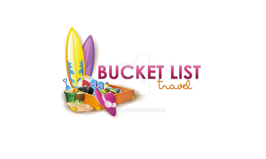 The bucket list logo