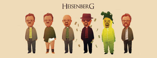 Heisenberg Facebook cover