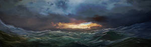 Dangerous Sea - A Norse Adventure of Exploration