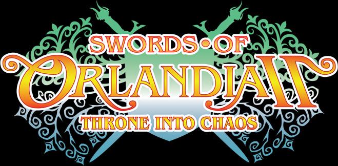 Swords of Orlandia II Logo by damon-gear