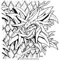 snakebud tree by damon-gear
