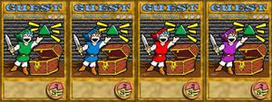 AFO5 guest badges