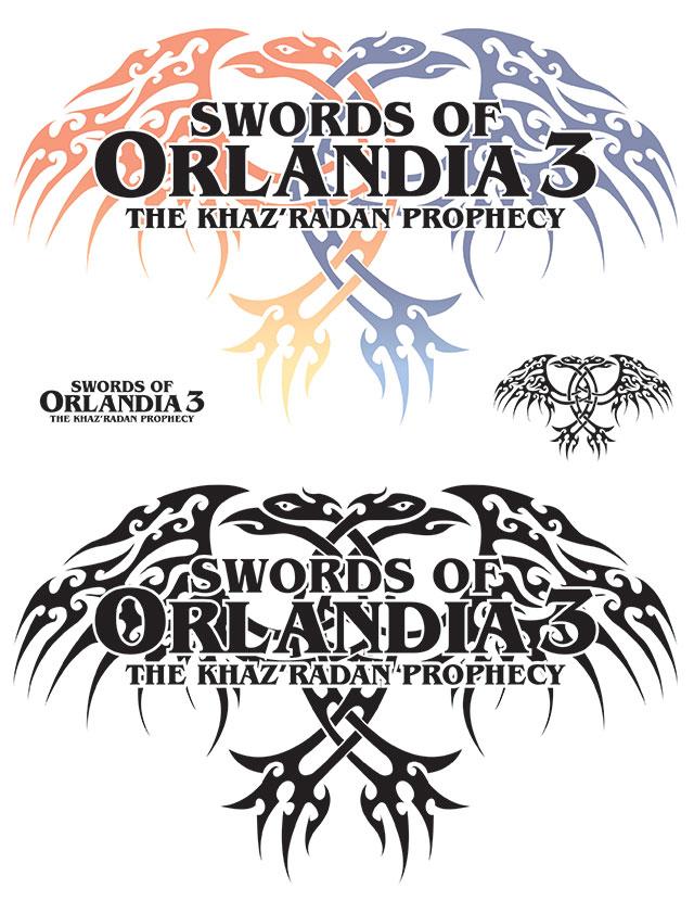 Swords of Orlandia 3 Logo by damon-gear