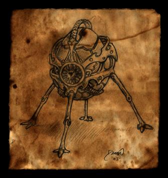 Celestial Vessel by damon-gear